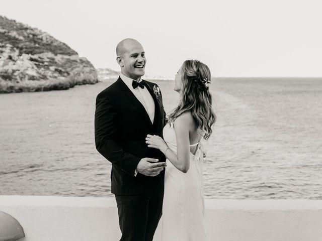 La boda de Nastya y Aingeru