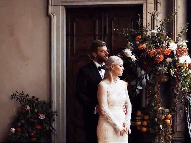 La boda de Elisabeth y Jonh