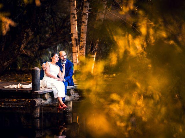 La boda de Josu y Patri en La Torre De Esteban Hambran, Toledo 7