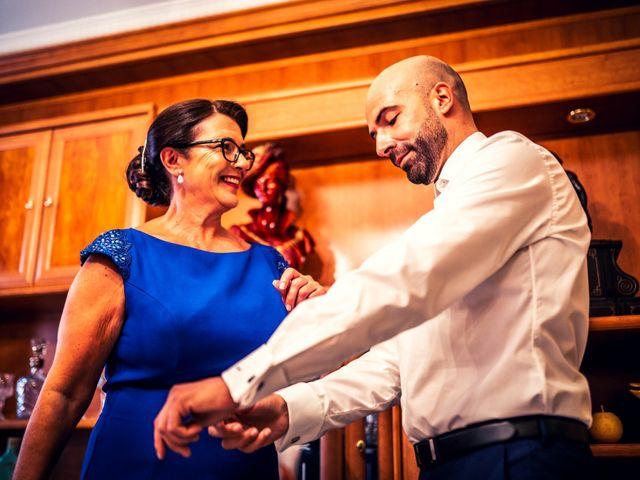 La boda de Josu y Patri en La Torre De Esteban Hambran, Toledo 12