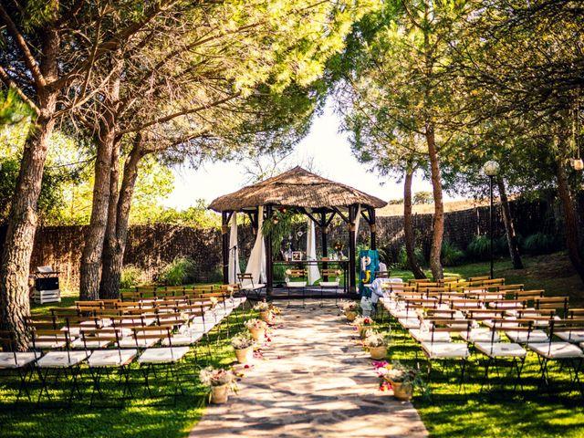 La boda de Josu y Patri en La Torre De Esteban Hambran, Toledo 19