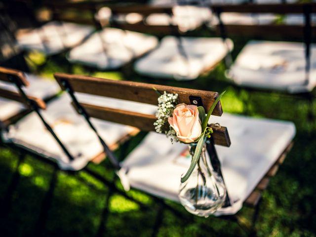 La boda de Josu y Patri en La Torre De Esteban Hambran, Toledo 20