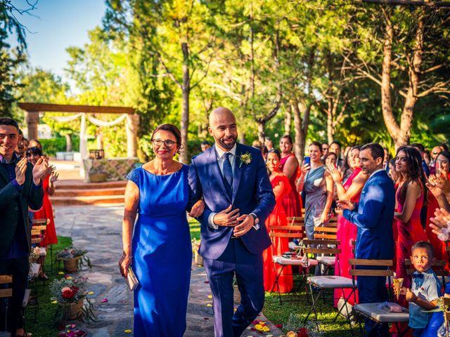 La boda de Josu y Patri en La Torre De Esteban Hambran, Toledo 31