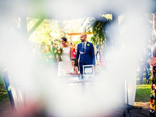 La boda de Josu y Patri en La Torre De Esteban Hambran, Toledo 34