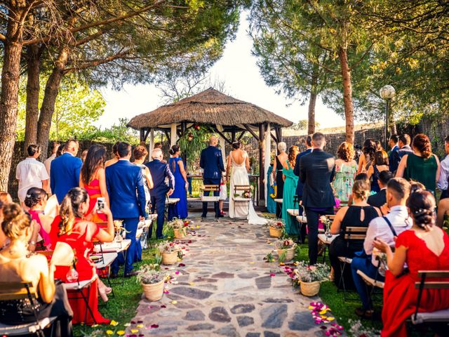 La boda de Josu y Patri en La Torre De Esteban Hambran, Toledo 36