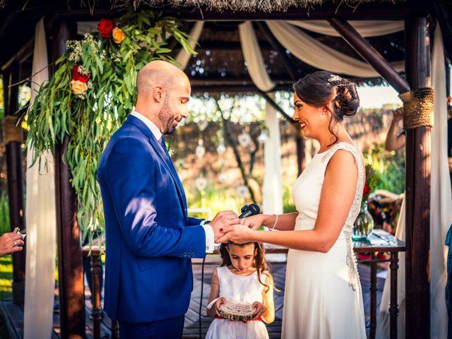 La boda de Josu y Patri en La Torre De Esteban Hambran, Toledo 37