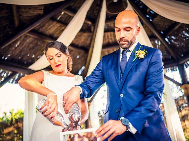 La boda de Josu y Patri en La Torre De Esteban Hambran, Toledo 39