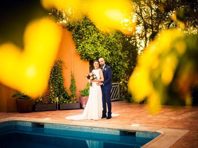 La boda de Josu y Patri en La Torre De Esteban Hambran, Toledo 41