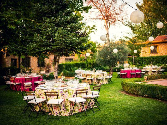 La boda de Josu y Patri en La Torre De Esteban Hambran, Toledo 58