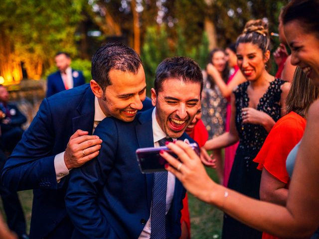 La boda de Josu y Patri en La Torre De Esteban Hambran, Toledo 62
