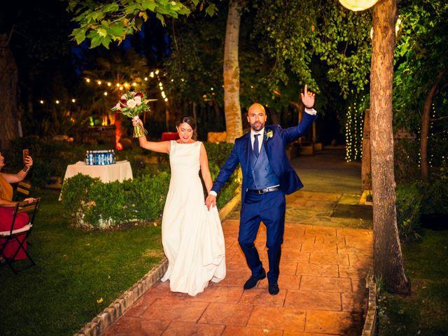La boda de Josu y Patri en La Torre De Esteban Hambran, Toledo 71