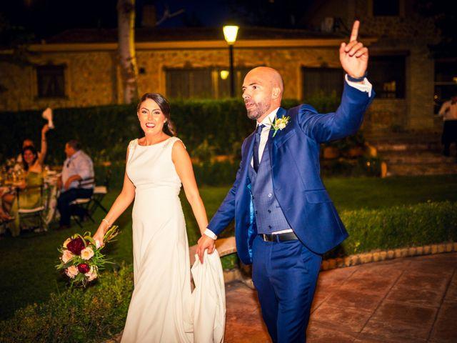 La boda de Josu y Patri en La Torre De Esteban Hambran, Toledo 73