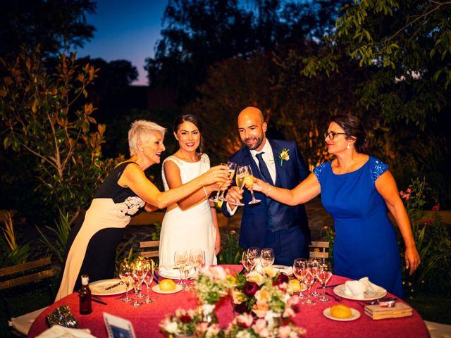La boda de Josu y Patri en La Torre De Esteban Hambran, Toledo 74