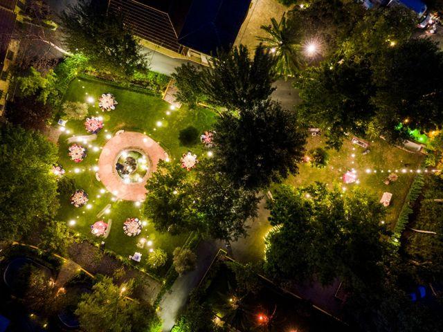 La boda de Josu y Patri en La Torre De Esteban Hambran, Toledo 89