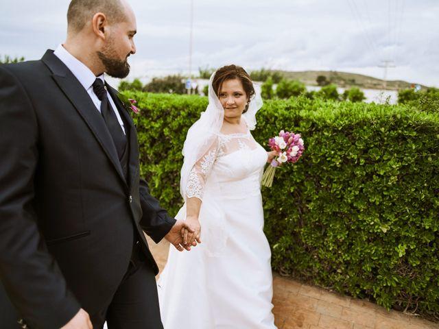 La boda de Sandra y Juanmi