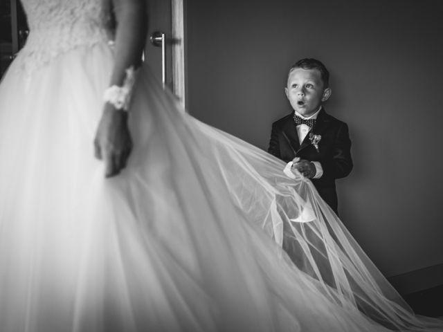 La boda de Javi y Ainhoa en Cabrils, Barcelona 18