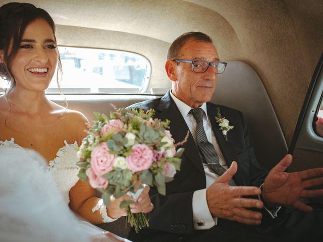 La boda de Javi y Ainhoa en Cabrils, Barcelona 31