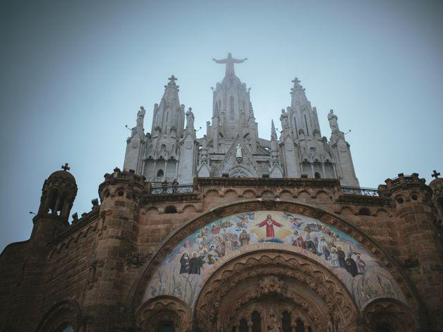 La boda de Javi y Ainhoa en Cabrils, Barcelona 35
