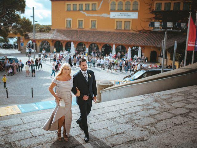 La boda de Javi y Ainhoa en Cabrils, Barcelona 36
