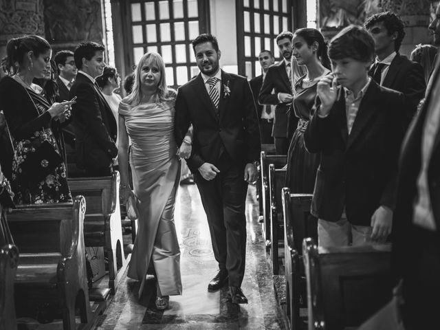 La boda de Javi y Ainhoa en Cabrils, Barcelona 37