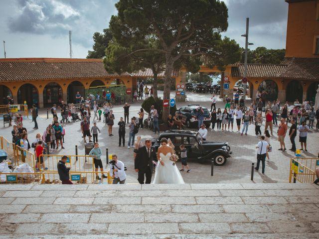 La boda de Javi y Ainhoa en Cabrils, Barcelona 38