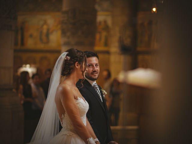 La boda de Javi y Ainhoa en Cabrils, Barcelona 41