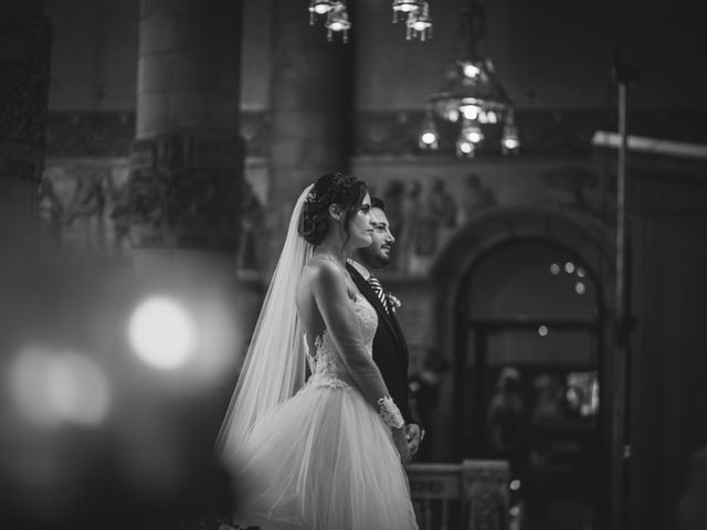 La boda de Javi y Ainhoa en Cabrils, Barcelona 42