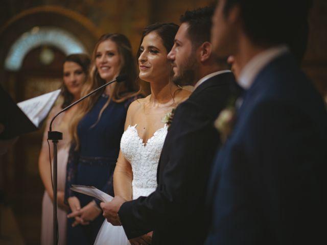 La boda de Javi y Ainhoa en Cabrils, Barcelona 45