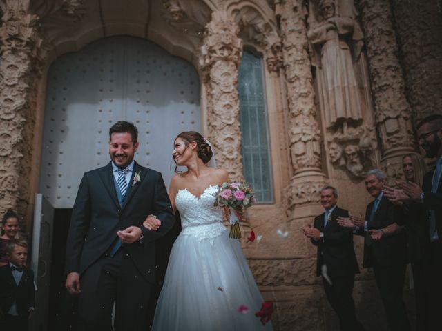 La boda de Javi y Ainhoa en Cabrils, Barcelona 50