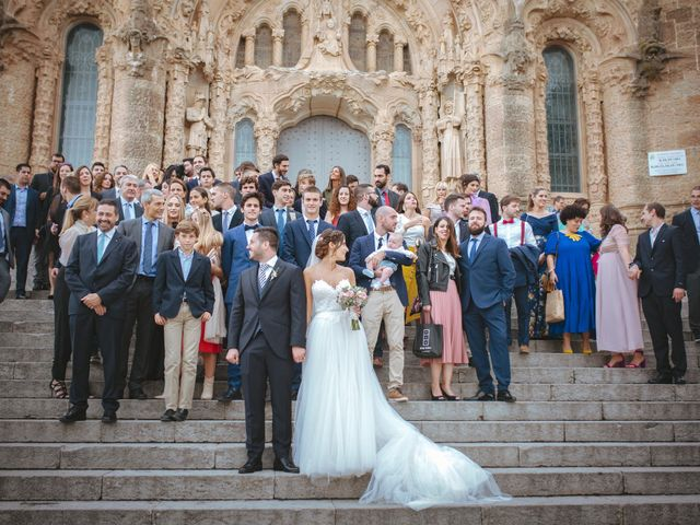 La boda de Javi y Ainhoa en Cabrils, Barcelona 52