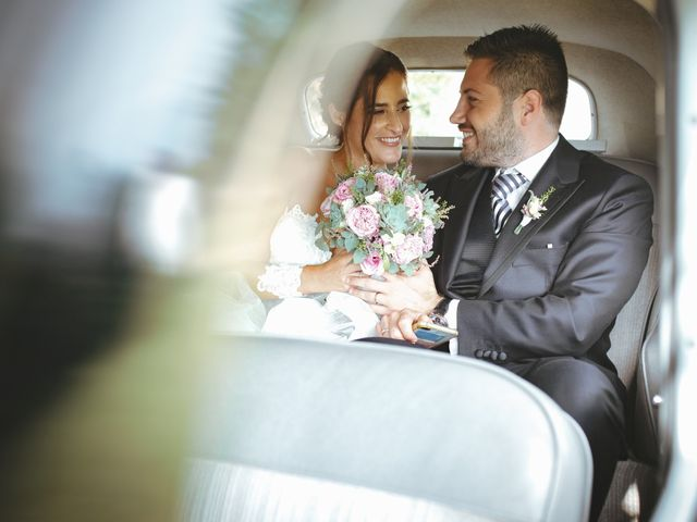 La boda de Javi y Ainhoa en Cabrils, Barcelona 1