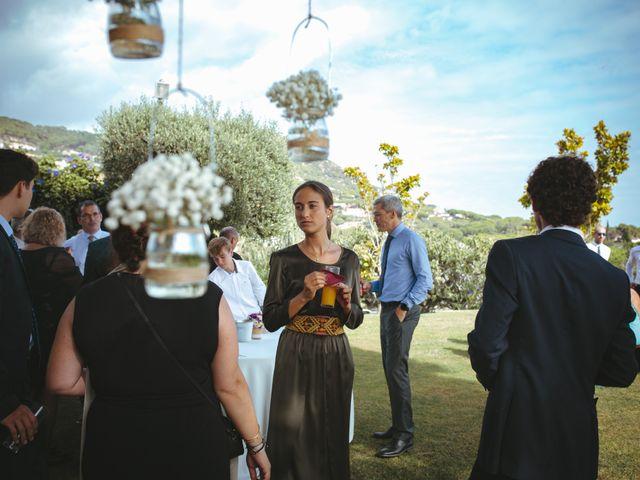 La boda de Javi y Ainhoa en Cabrils, Barcelona 63