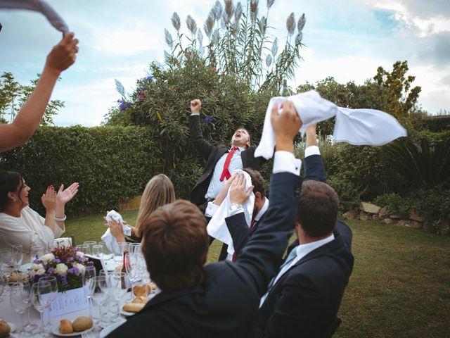 La boda de Javi y Ainhoa en Cabrils, Barcelona 76