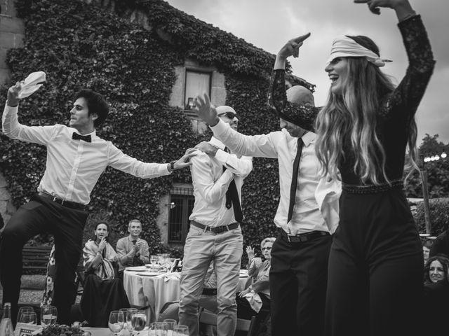 La boda de Javi y Ainhoa en Cabrils, Barcelona 80