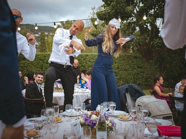 La boda de Javi y Ainhoa en Cabrils, Barcelona 81