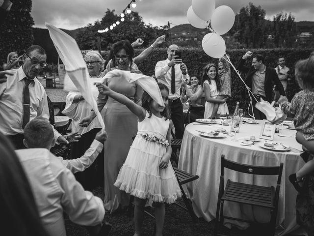 La boda de Javi y Ainhoa en Cabrils, Barcelona 86