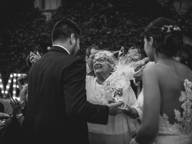 La boda de Javi y Ainhoa en Cabrils, Barcelona 95