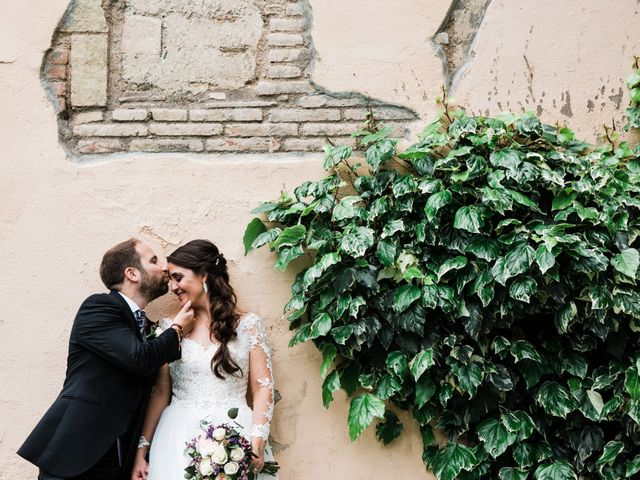La boda de Seza y David