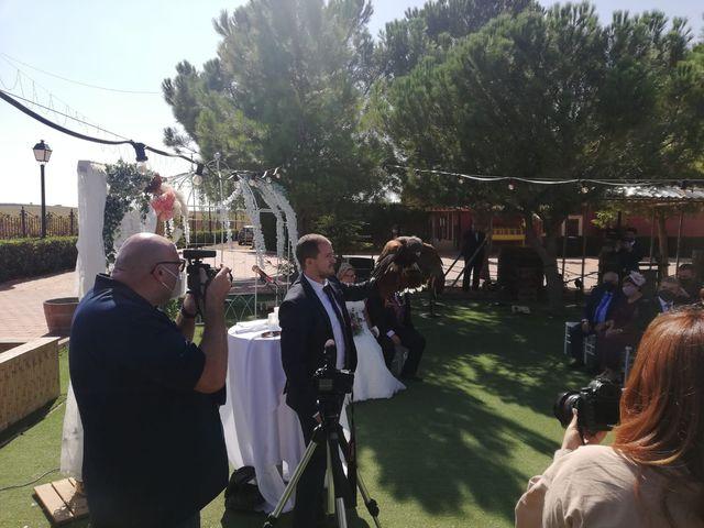 La boda de Aroa y Pablo en Albatana, Albacete 1