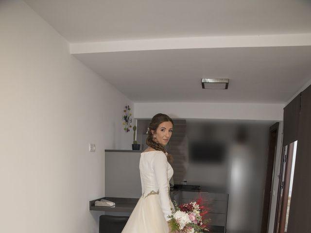 La boda de Moisés y Verónica en Ronda, Málaga 1