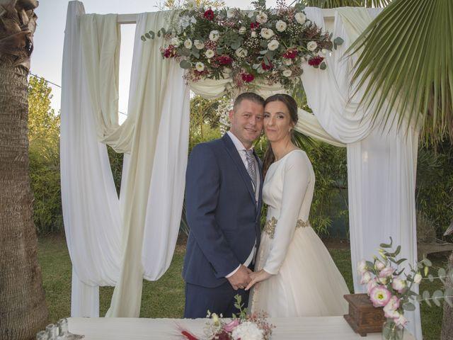 La boda de Moisés y Verónica en Ronda, Málaga 16