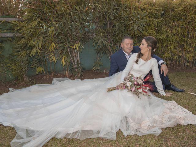 La boda de Moisés y Verónica en Ronda, Málaga 17