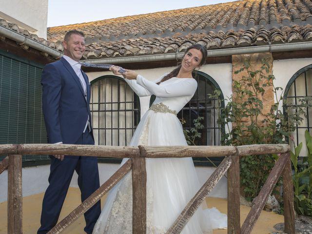 La boda de Moisés y Verónica en Ronda, Málaga 19