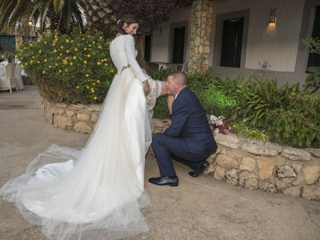 La boda de Moisés y Verónica en Ronda, Málaga 21