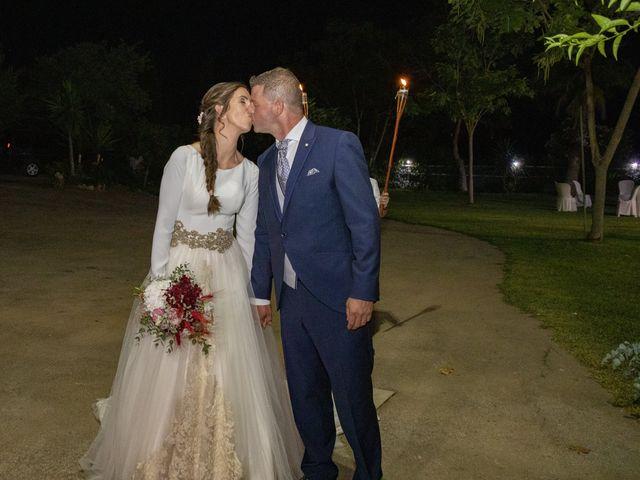 La boda de Moisés y Verónica en Ronda, Málaga 25