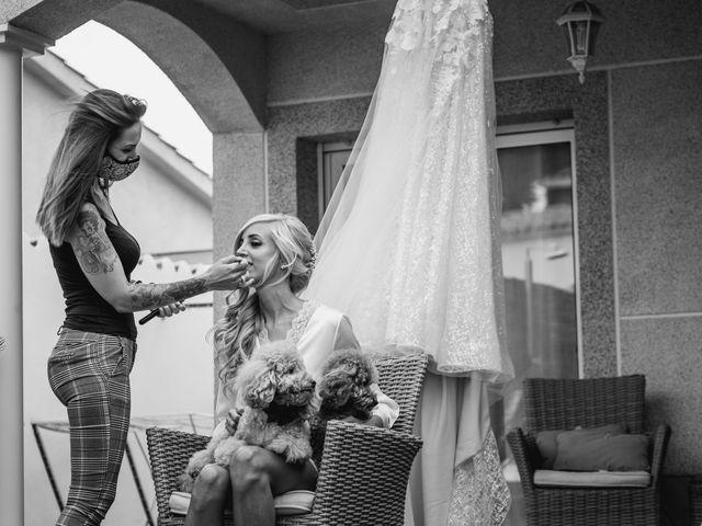 La boda de Jose y Anabel en La Garriga, Barcelona 31