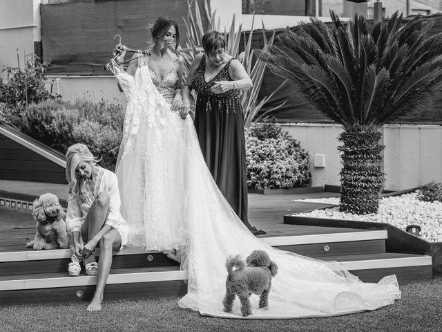 La boda de Jose y Anabel en La Garriga, Barcelona 35