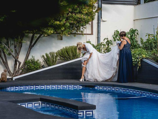 La boda de Jose y Anabel en La Garriga, Barcelona 41