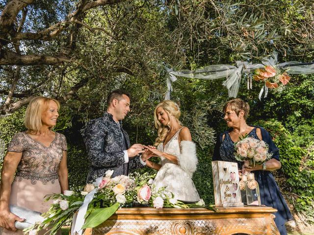 La boda de Jose y Anabel en La Garriga, Barcelona 48