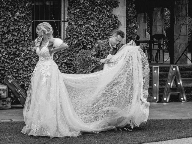 La boda de Jose y Anabel en La Garriga, Barcelona 49